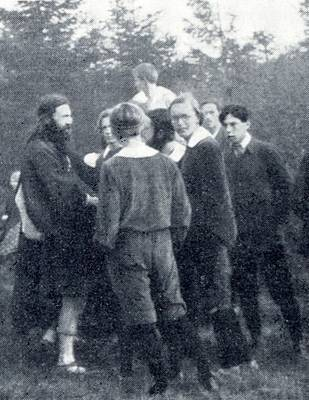 einigung treu 1915 kreuz